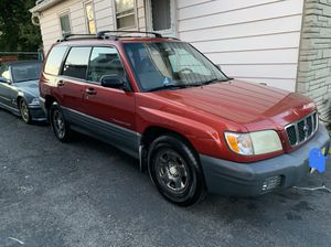 """""""🚙2002 SUBARU FORESTER AWD 🚙"""" for Sale in Clifton, NJ"""