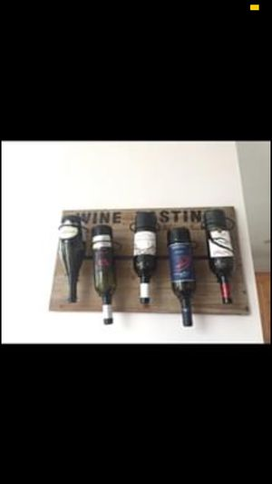 Wine art wall display for Sale in Alexandria, VA