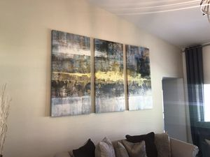 3 large wall hangings for Sale in Peoria, AZ