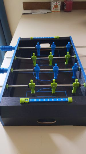 Table top foosball for Sale in Mukilteo, WA