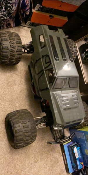 Arrma rc truck for Sale in Kent, WA