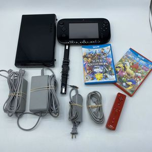 Nintendo Wii U With Games for Sale in Surprise, AZ