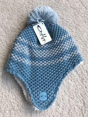 Oakley sherpa earflap hat for Sale in Westfield, IN
