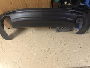 2016 2018 Chevy Camaro Rear Diffuser Valance Bumper Lip OEM Part for Sale in Sun City, AZ
