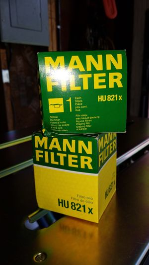 2 new Mercedes Benz oil filters for Sale in Bonney Lake, WA