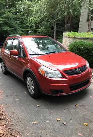 2011 Suzuki SX4 crossover AWD 64900 miles for Sale in Rockville, MD