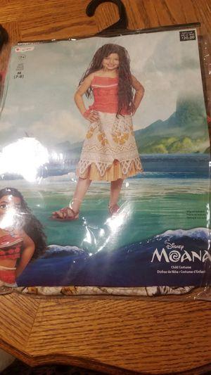 Disney moana Halloween costume for Sale in San Diego, CA
