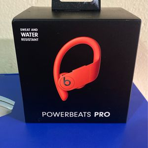 Powerbeats Pro (Red) for Sale in San Diego, CA