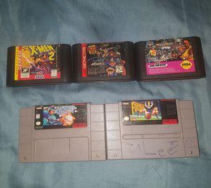 Sega + Super Nintendo Games for Sale in Scituate, RI
