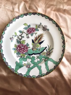 Like new Fine Bone China Crown Staffordshire salad plates. Set of 6 for Sale in Everett, WA