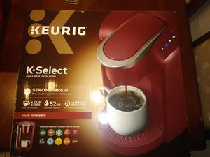 Keurig k-serve k80 coffee maker brand new sealed never used for Sale in Houston, TX