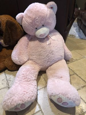 Extra Large Stuffed Dog and Bear for Sale in Scottsdale, AZ