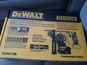 """New Dewalt 20v- 1"""" SDS Rotary Hammer Drill (tool only) for Sale in Boston, MA"""