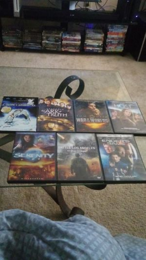 Sci-fi DVD Movies for Sale in New Port Richey, FL