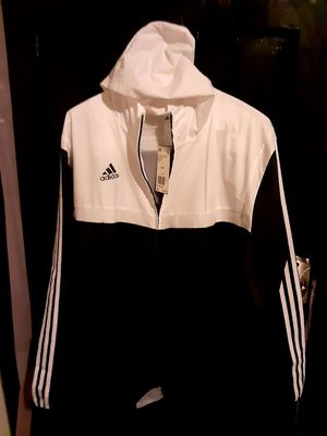 Adidas Windbreakers, Sizes 2xl, Medium and Small for Sale in Morrisville, PA