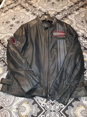 Harley Davidson XL Leather Jacket for Sale in Burleson, TX