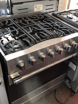 """Viking D3 30"""" Dual Fuel Range for Sale in Chino,  CA"""