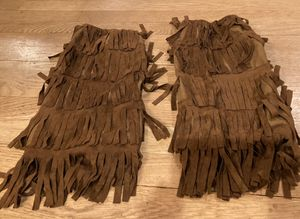 Fringe boot covers for Sale in Westborough, MA