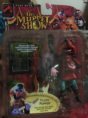 The Muppet Show Floyd Pepper action figure for Sale in Portland, OR
