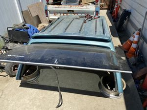 Used camper shell for Sale in Antioch, CA