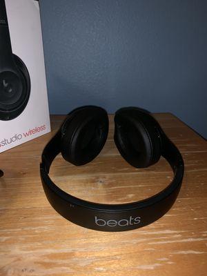 Beats Studio Wireless Headphones for Sale in Placerville, CA