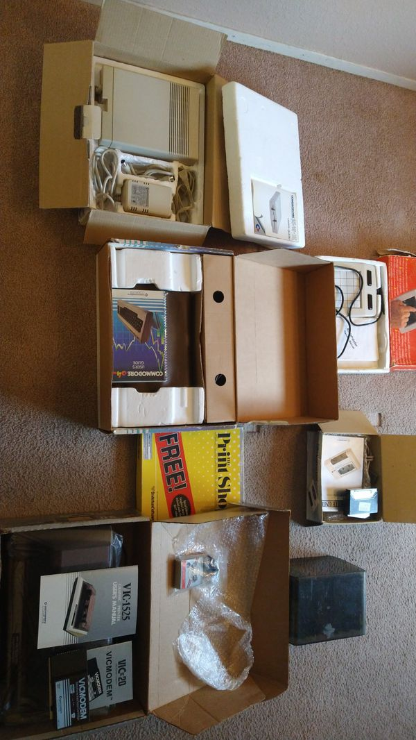 Commodore 64 complete system