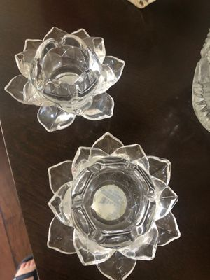 Candle holder new each one $4 for Sale in Laguna Niguel, CA