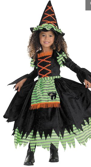 Story Book Witch 3t-4t for Sale in Chicago, IL