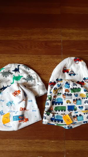 Baby Boy Hats 0-6m for Sale in Humble, TX