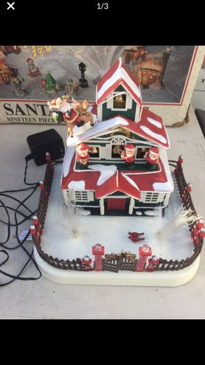 Christmas Musical House 🏠. for Sale in Azusa, CA