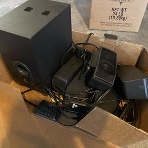 Logitech Surround Sound for Sale in Bonney Lake, WA