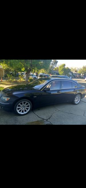 🔥🔥 2006 Bmw 750li low miles ready to go pink in hand 🔥🔥 for Sale in San Francisco, CA