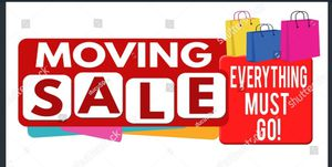 Moving on 2/25 EVERYTHING MUST GO! for Sale in Roland, OK