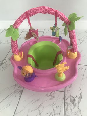Summer Infant 3-Stage SuperSeat Deluxe Giggles Island Positioner, Booster and Activity Seat for Sale in Smyrna, TN