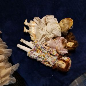 Possibly Antique Porcelain Dolls for Sale in West Valley City, UT