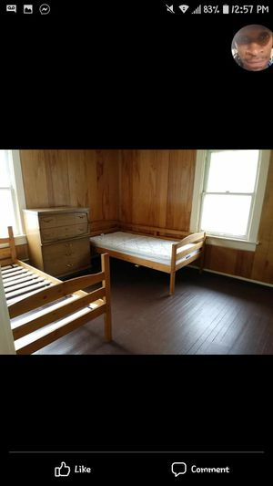 Bunk bed & Tv Stand for Sale in Fort Wayne, IN