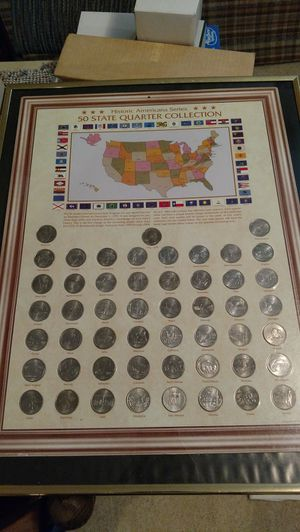 Full set of state quarters for Sale in Appomattox, VA