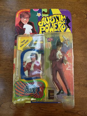 Austin Powers Action Figure toy collectible for Sale in Henderson, NV