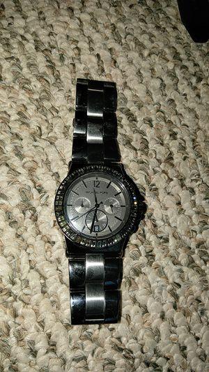 Black Michael Kors diamond watch for Sale in Columbia, SC