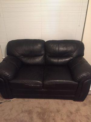 Black Sofa / Love Seat for Sale in Chandler, AZ