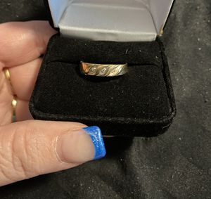 14kt yellow gold wedding ring for Sale in Spring Hill, FL