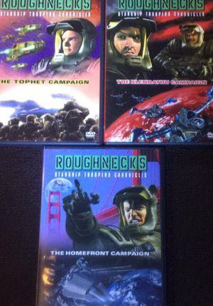 RoughNecks DVD's for Sale in Providence, RI