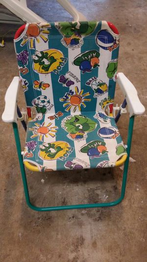 Kids folding chair for Sale in Apex, NC