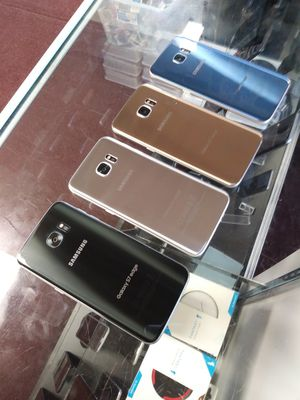 *Unlocked Samsung Galaxy S7 Edge 32GB, Clean IMEI, Originally T-Mobile, 4 Colors, Excellent Conditions! We Unlock Phones!* for Sale in Haines City, FL