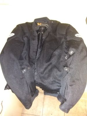 Xelement mesh motorcycle jacket for Sale in Austin, TX