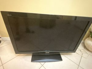 Sharp Aquos HD 1080p 42 inch TV with remote and cord for Sale in Bradenton, FL