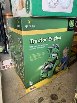 John Deere tractor engine for Sale in Fort Worth,  TX