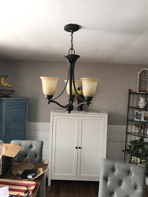 Light fixture for Sale in CASTLE SHANN, PA