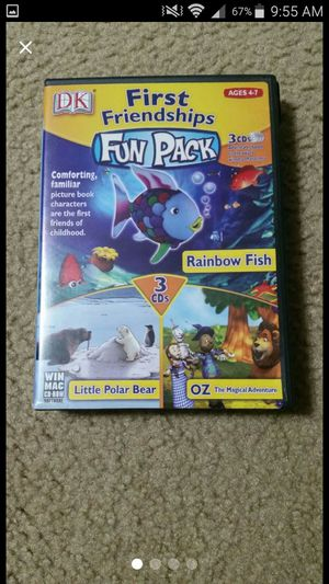 First Friendships Fun Pack PC Games for Sale in Dunnellon, FL