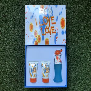 Moschino I Love Love Perfume Gift Set for Sale in Los Angeles, CA
